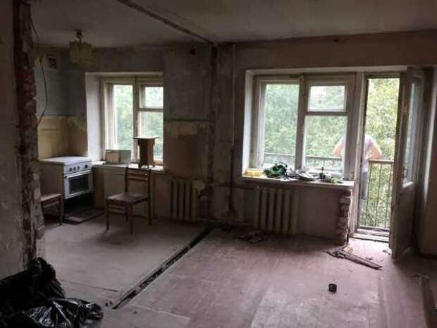 Россиян заставляют разъединять кухню и гостиную – объединение теперь невозможно