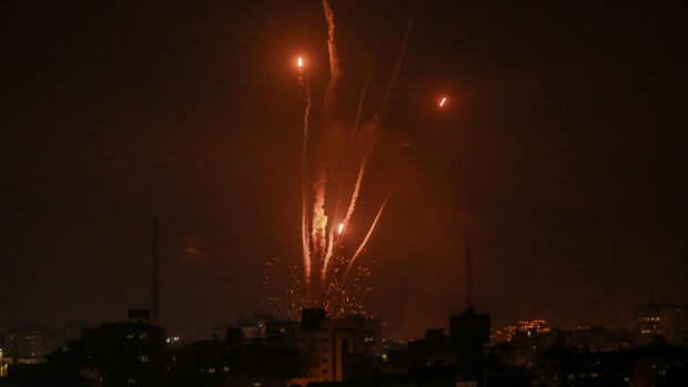 ХАМАС прервет огонь на два часа 15 мая