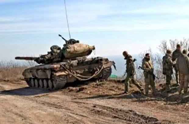 Вероятность новой битвы за Донбасс резко повысилась