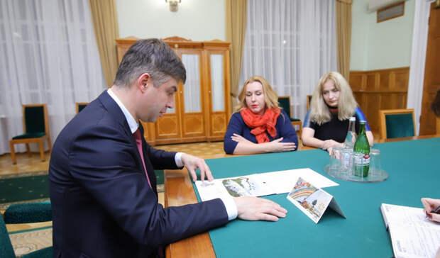 Власти Ростова через суд добились освобождения мозаичных панно впереходе отларьков