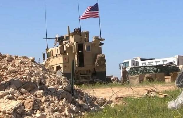 Американцы возглавили колонну из 300 бензовозов с украденной сирийской нефтью
