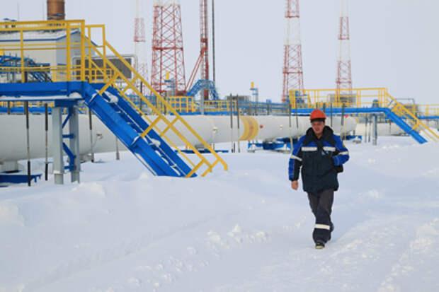 """Прибыль """"Газпрома"""" в 1 квартале упала в 8,8 раза"""