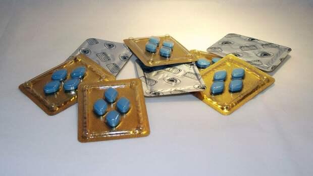 Коронавирус хотят лечить таблетками для повышения потенции