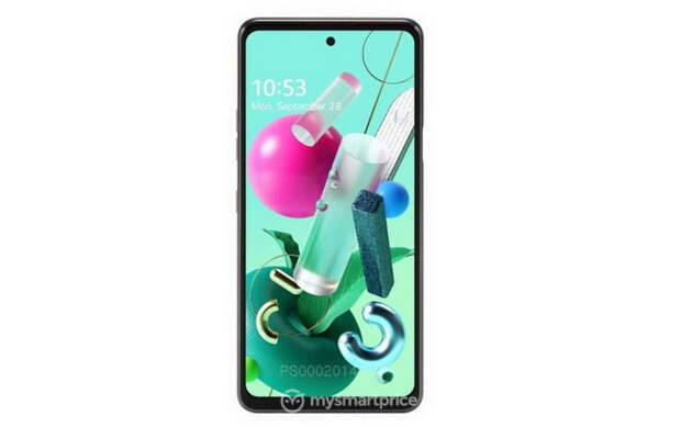 В Сети оказались полные технические характеристики смартфона среднего уровня LG Q92