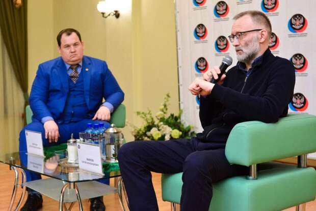 «Только объединение в одну страну», – Сергей Михеев на Донбассе