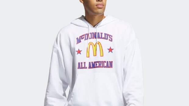 Adidas выпустил специальную коллекцию в честь баскетбольного матча McDonald's