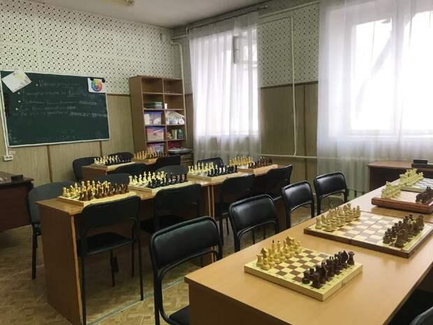 Турнир по шахматам в Марфине выявил победителя и призеров