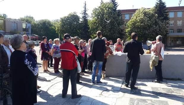 Активисты потребовали ввести мораторий на строительство в Ивановском лесопарке