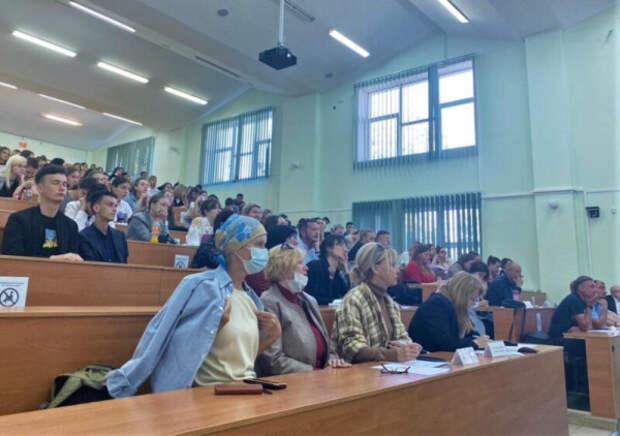 Херсонес оценил проекты студентов Института развития города СевГУ