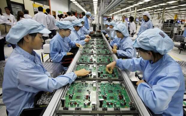 Китайские производители не могут обеспечить независимость экономики страны в полупроводниковой отрасли