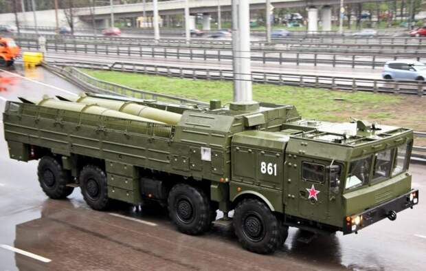 ВРоссии замечен первый «приземленный» комплекс ракет «Калибр»