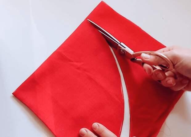 Уникальный способ создания рукава-крылышка, простота которого поражает, а результат восхищает