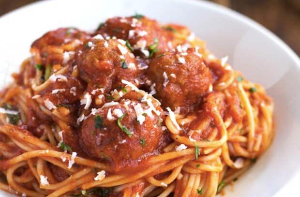 Макароны с диетическим эффектом: меньше 500 калорий в тарелке – можно есть на ночь