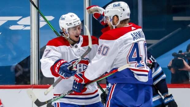 «Монреаль» выиграл семь матчей в плей-офф НХЛ подряд. Это второй лучший результат в истории клуба
