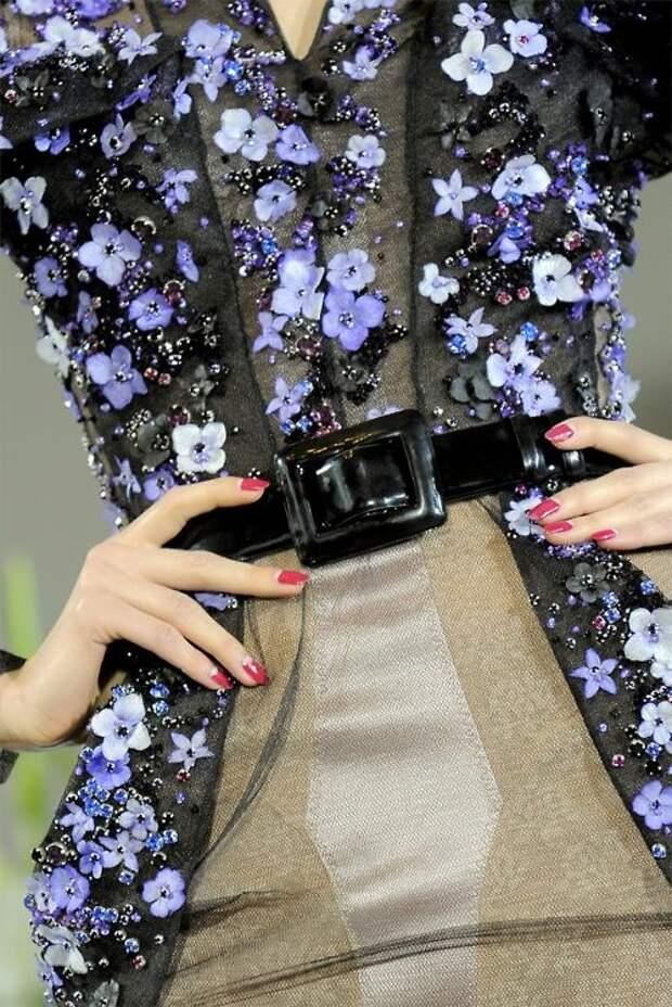 Christian Dior...me encanta la combinación, el estampado ...precioso