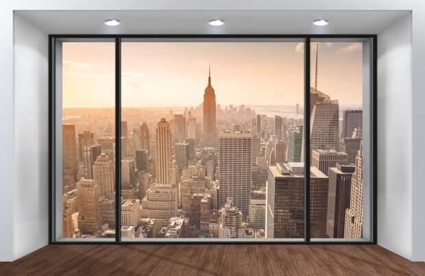 10 ложных окон, способных целиком изменить ваш интерьер