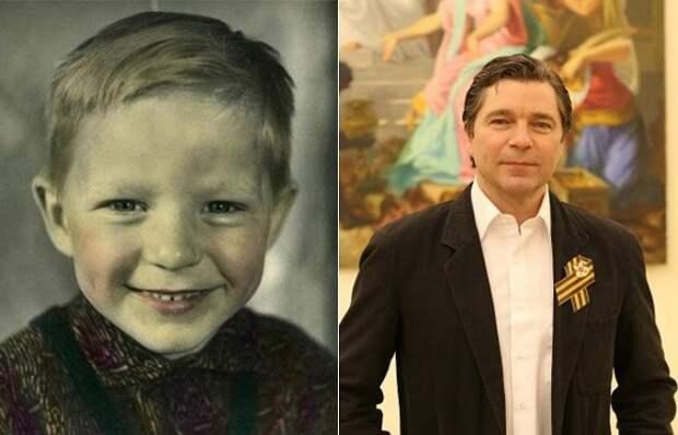 Образцовый брак Сергея Маховикова: супруга актёра и их долгожданная дочь-актриса