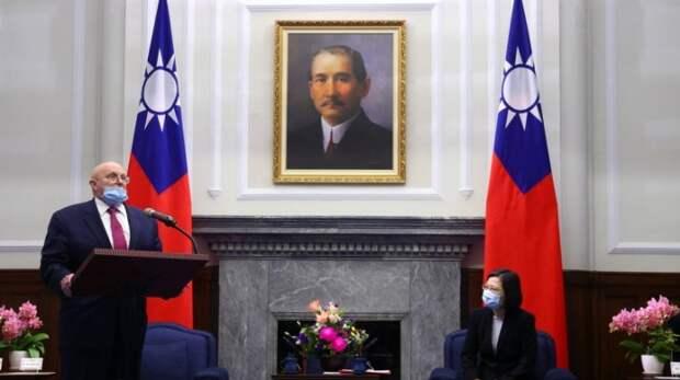После захвата Кабула США поспешили заверить в своей приверженности Тайвань и других союзников