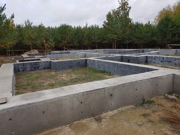 Легкие виды фундаментов для постройки дома своими руками