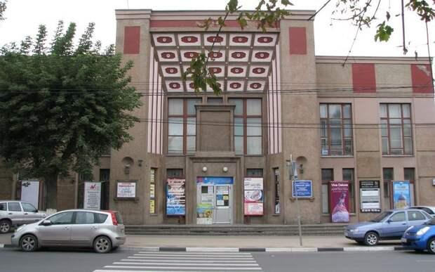 В здании бывшего кинотеатра «Родина» откроется откроется центр военной подготовки «Авангард»