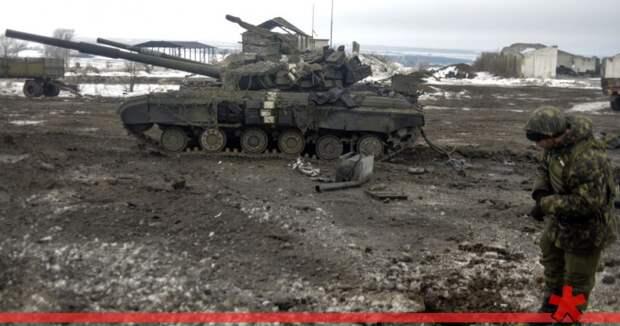 Киев анонсировал наступление на Дебальцево