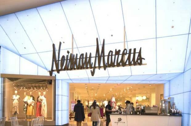 Neiman Marcus внедрил свой проект умной примерочной. /Фото: mypost.com