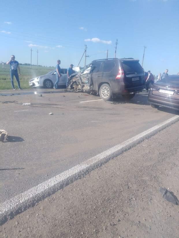 Один человек погиб в результате ДТП с участием грузовика на трассе Завьялово-Сарапул