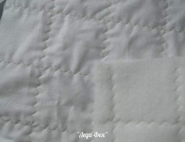 Идеальная подушка своими руками 4