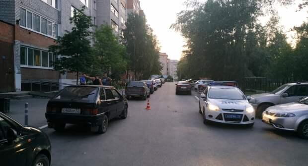 Тюменские водители против обучения езде во дворах