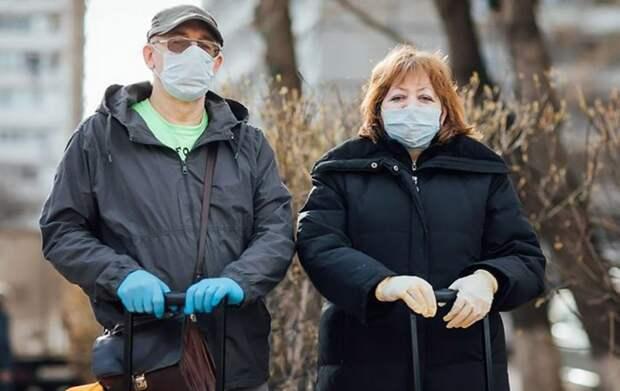 Носить маску следует при признаках заболевания — ВОЗ