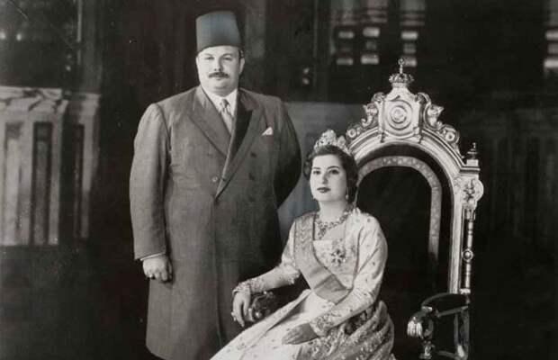 Жил грешно – умер смешно: история последнего короля Египта Фарука I