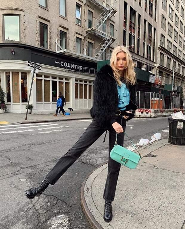 Волочкова снялась в шубе и собрала комплименты от фанатов