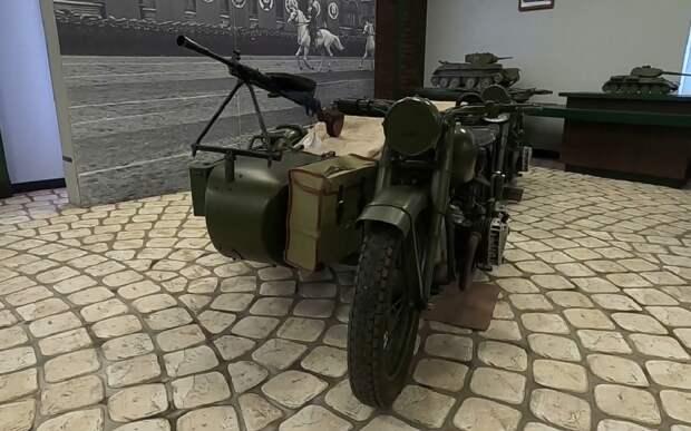 Папа Урала и Днепра: история военного мотоцикла М-72