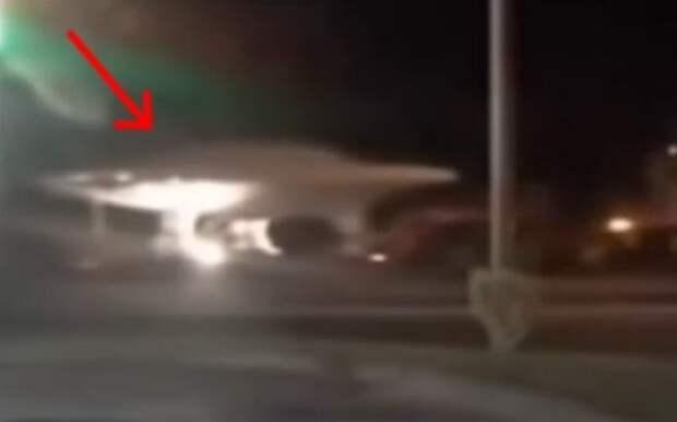В Неваде военные перевозили на грузовике НЛО