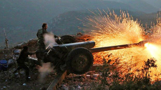Сводка боевых действий в Сирии 17 09 2020