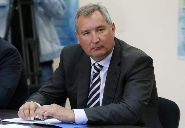 Рогозин: Россия никогда не входила в лунную программу NASA