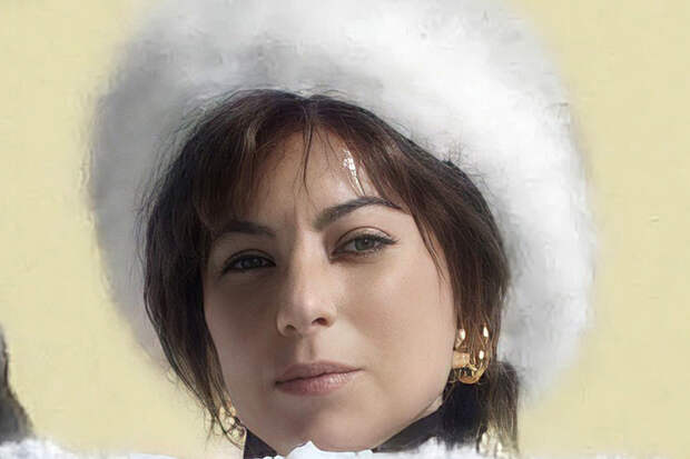 Леди Гага «взорвала» Сеть фото в стиле ретро