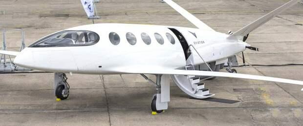 Тестовые полеты электросамолета Alice на 9 пассажиров начнутся до конца года