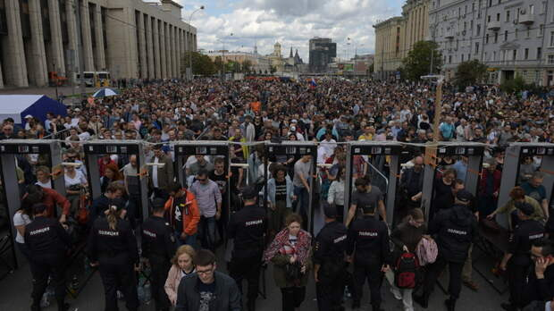 Сил нет никаких: Москвичка дала резкую отповедь митингующим