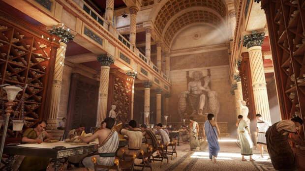 Тайна древней карты Марса из Александрийской библиотеки