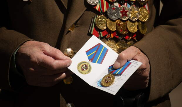 ВБелгородской области остался 421 ветеран Великой Отечественной войны
