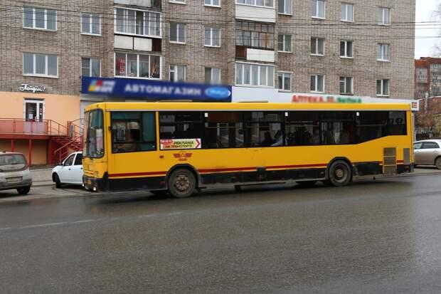 Четыре школьных автобуса запустят в отдалённые районы Ижевска с 1 сентября