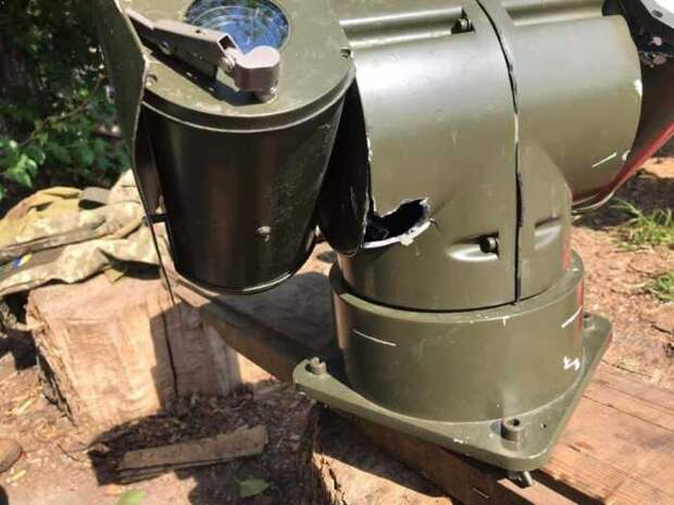 Кто-то очень меткий лишает ВСУ дорогой техники и уничтожает боевиков