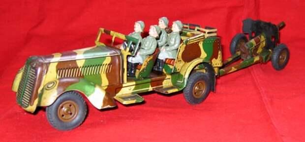 Детские игрушки 3 Рейха