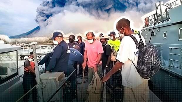 «ФАН повсюду»: что происходит на острове Сент-Винсент