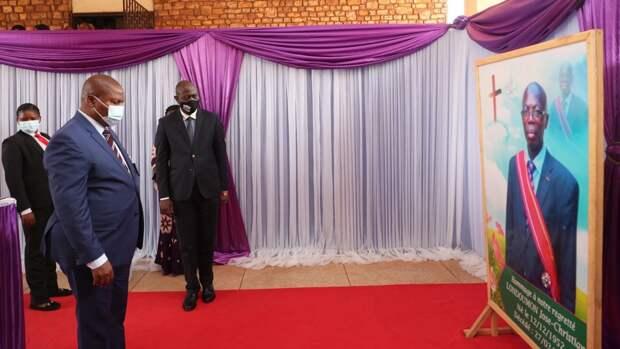 Президент ЦАР выразил соболезнования по поводу смерти главы Верховного суда