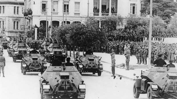 80 лет назад Греция капитулировала перед Гитлером