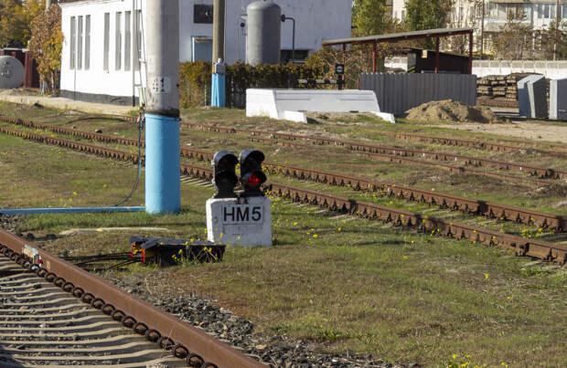 В Севастополе под грузовой поезд попал мужчина