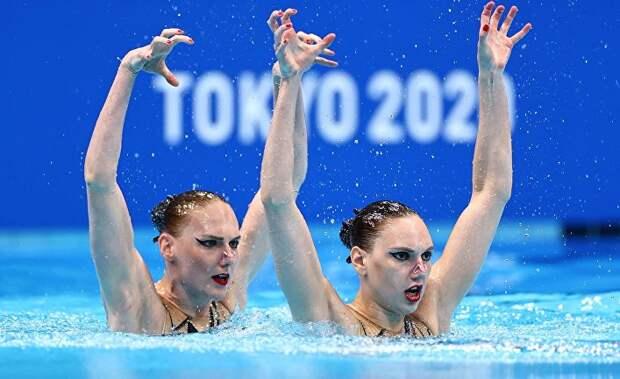 Китайские соцсети: на этих Олимпийских играх Россия попросту рвет всех