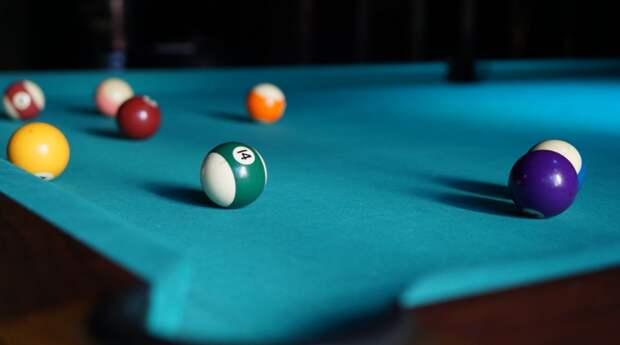 Игры в бильярд и «Мафию» пройдут в районном центре на Инженерной в выходные
